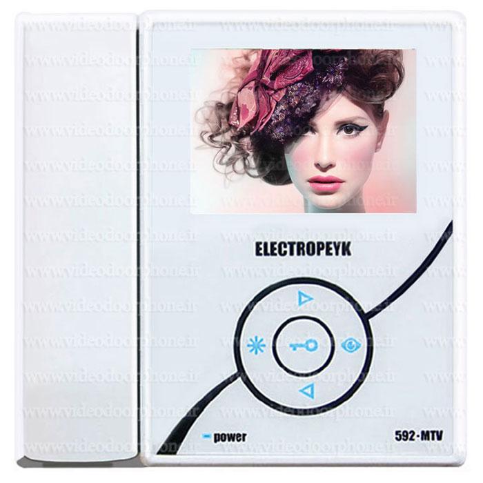ایفون تصویری الکتروپیک مدل 592