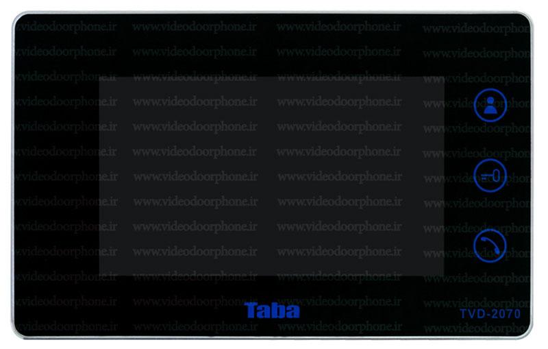 ایفون تصویری تابا مدل 2070
